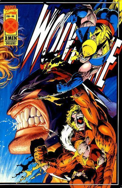 Wolverine #90