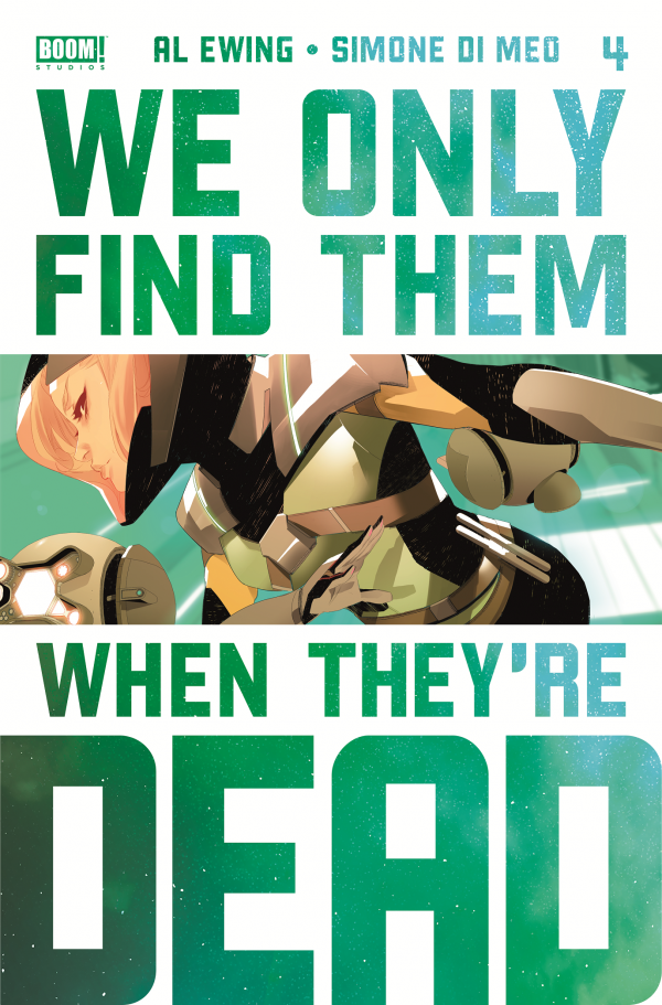 We Only Find Them When They're Dead #4