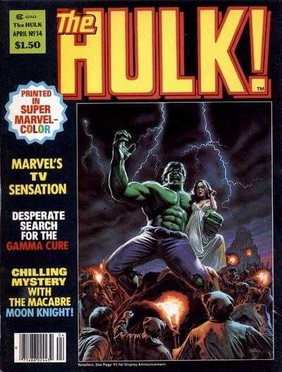 The Rampaging Hulk #14