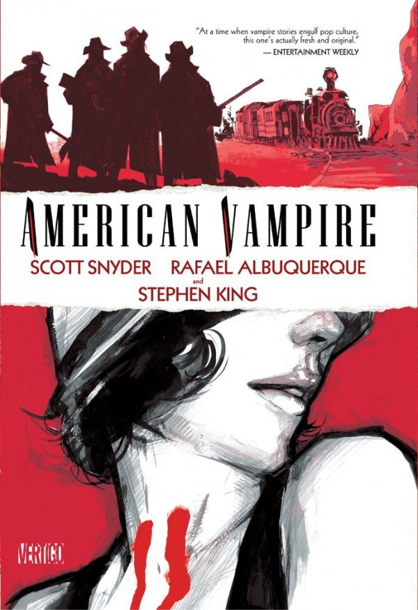 American Vampire Vol. 1 HC
