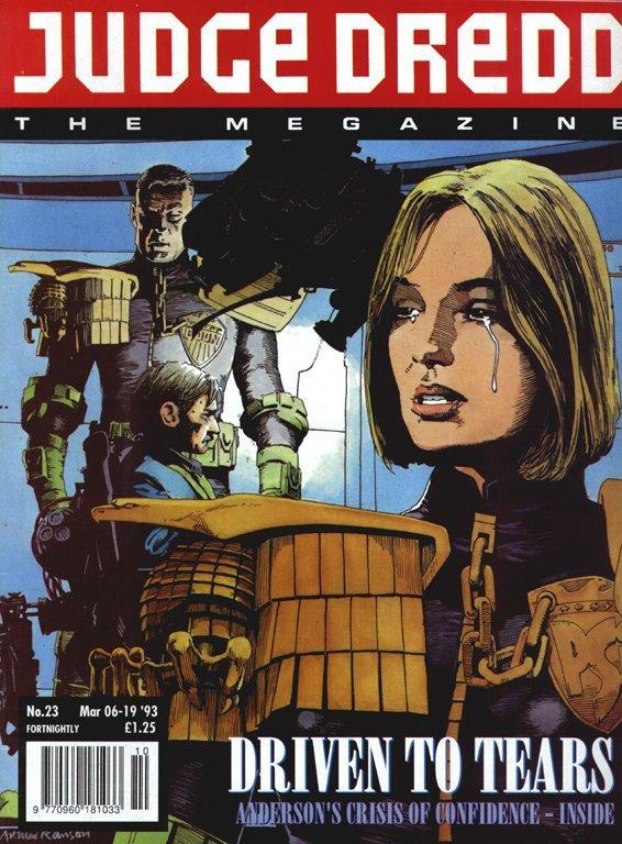 Judge Dredd: The Megazine #23