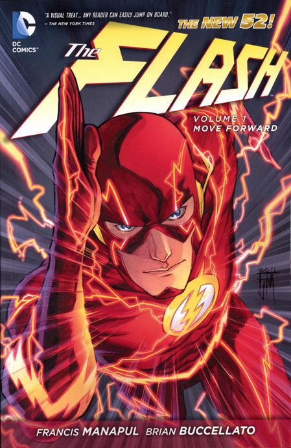 The Flash Vol. 1: Move Forward TP