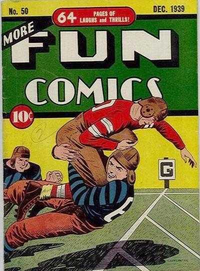 More Fun Comics #50