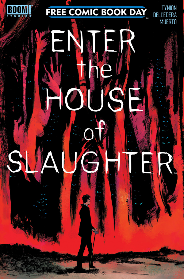 Free Comic Book Day 2021: Enter the House Of Slaughter #1