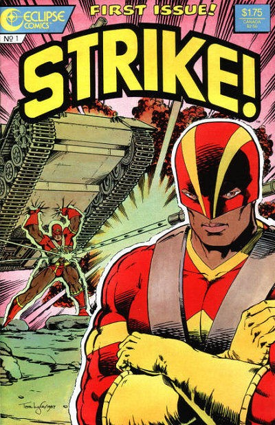 Strike #1