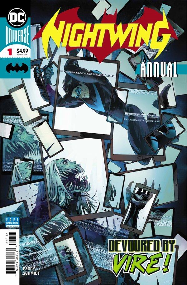 Nightwing Annual #1
