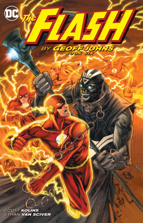The Flash By Geoff Johns Book 6 TP