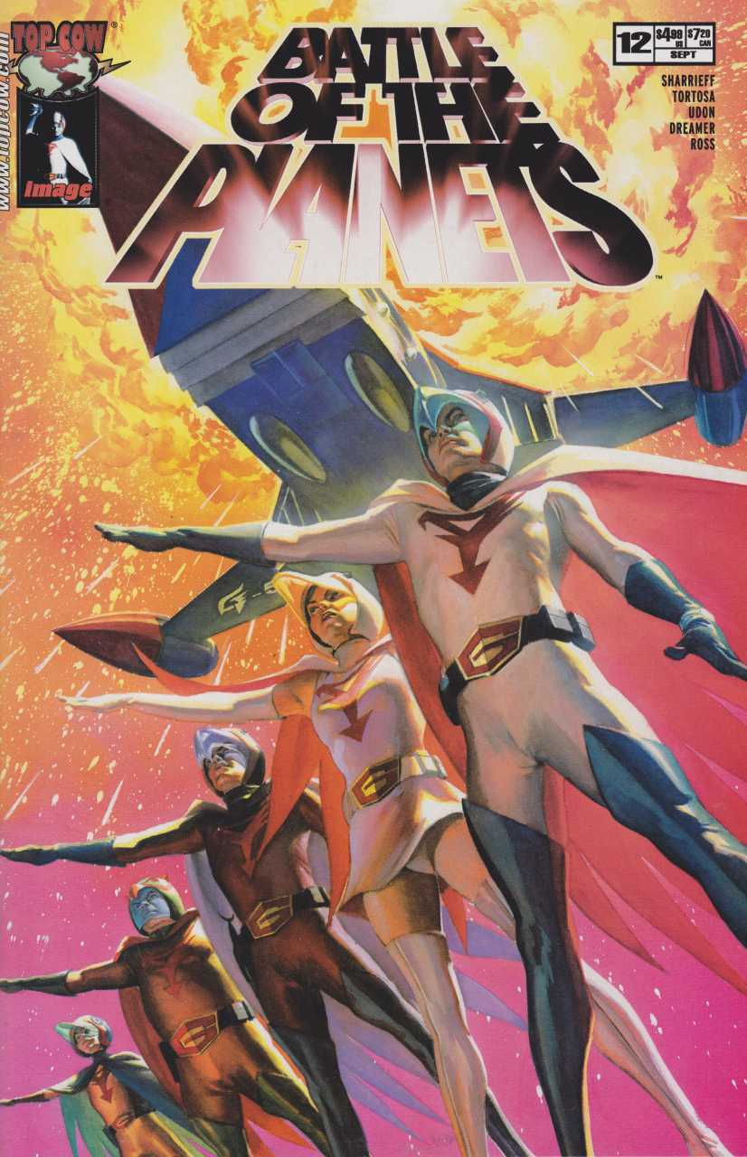 Battle of the Planets #12