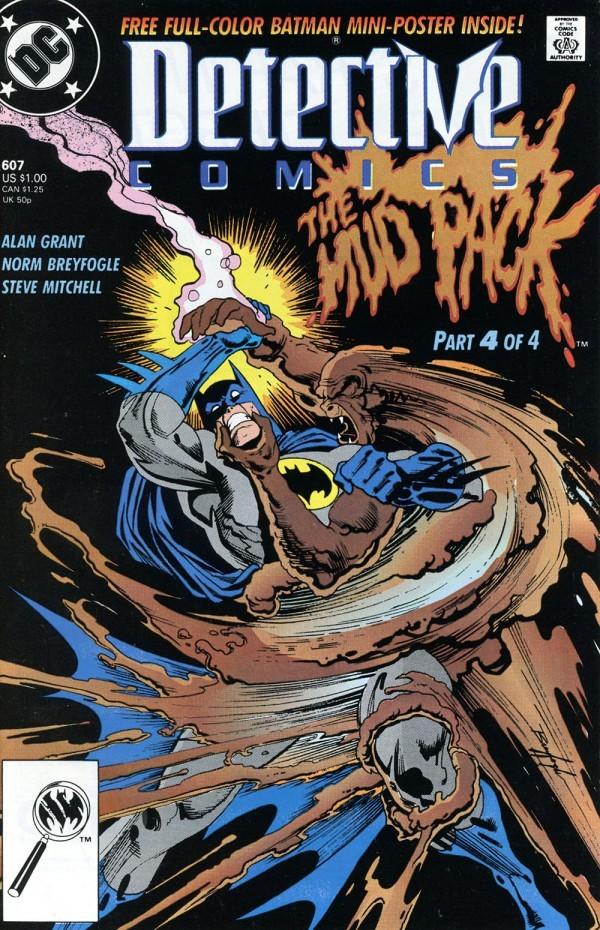 Detective Comics #607
