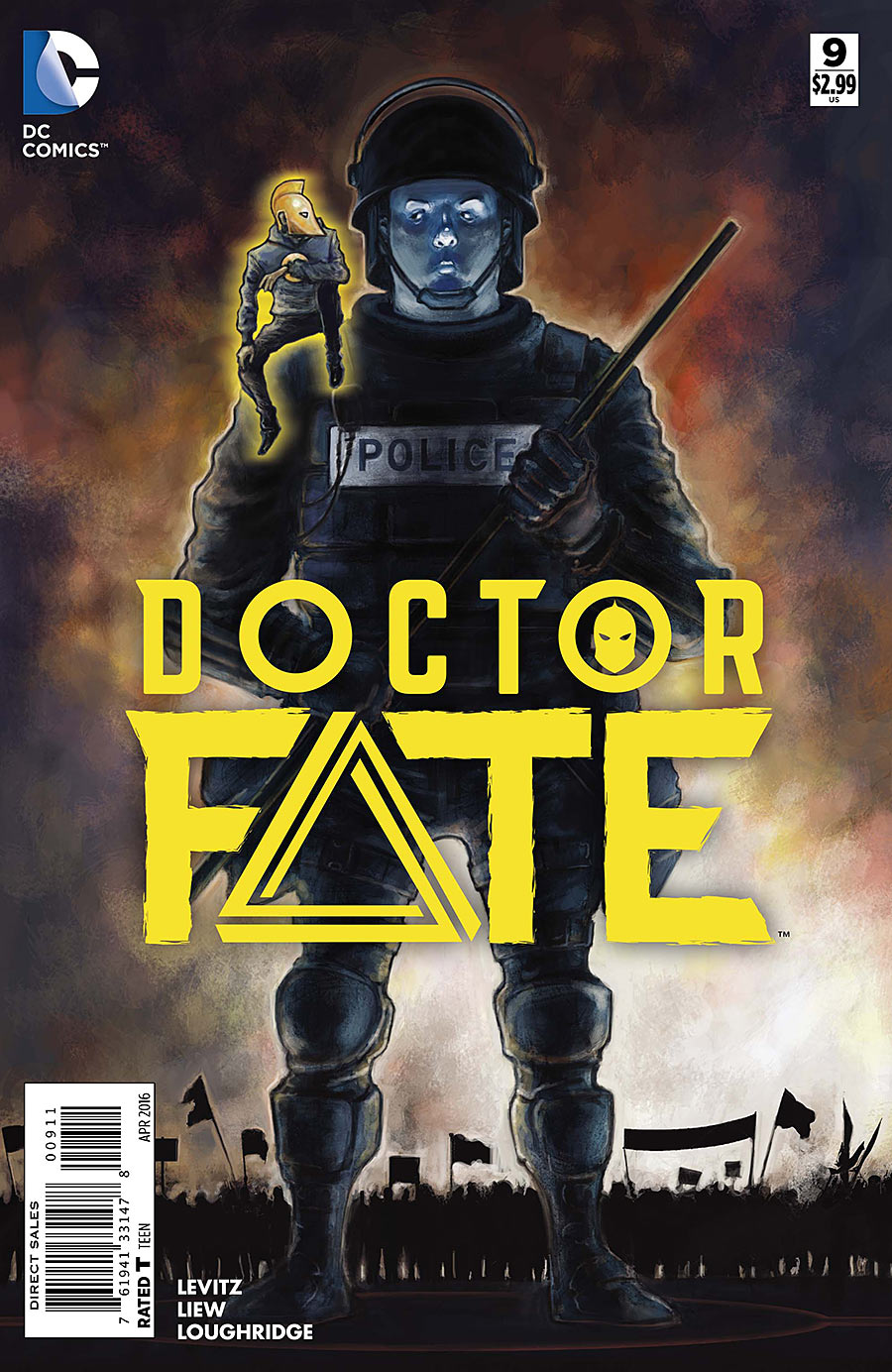 Doctor Fate #9