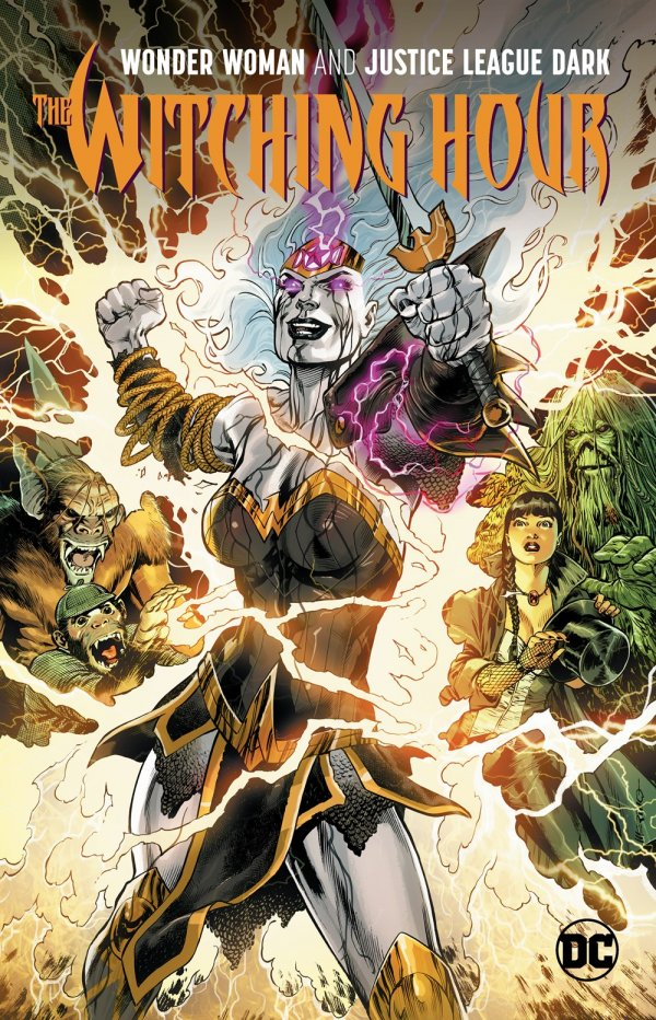 Wonder Woman & Justice League Dark: Witching Hour TP