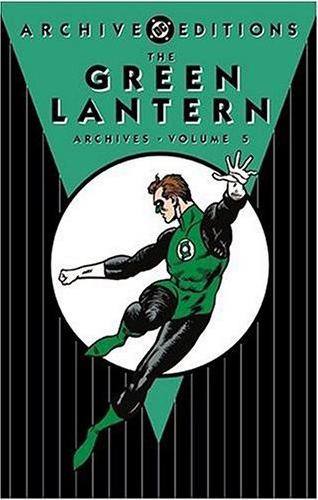Green Lantern Archives Vol. 5 HC