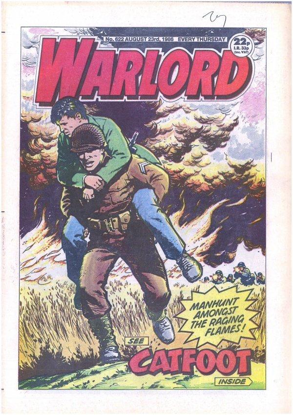 Warlord #622