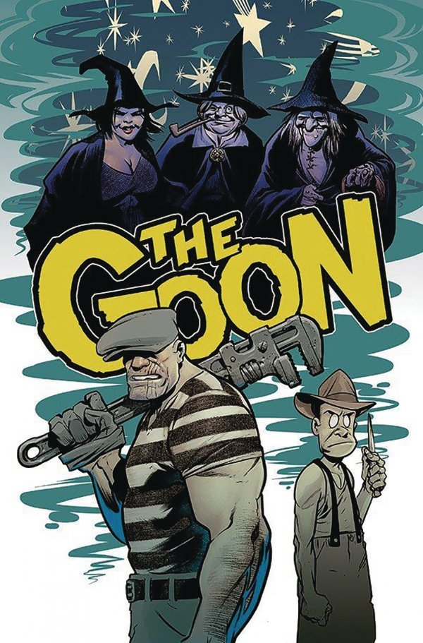 The Goon #10 review