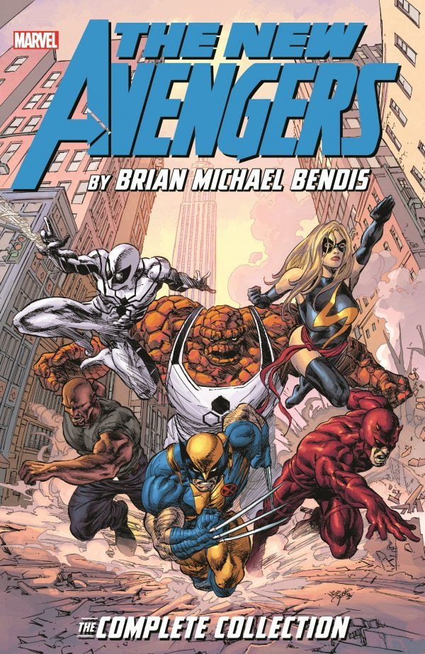 New Avengers By Bendis Complete Collection Vol. 7 TP