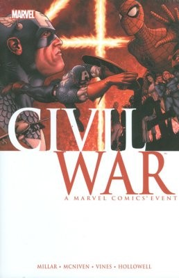 Civil War HC
