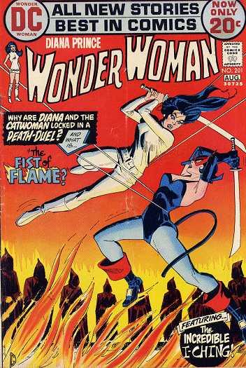 Wonder Woman #201