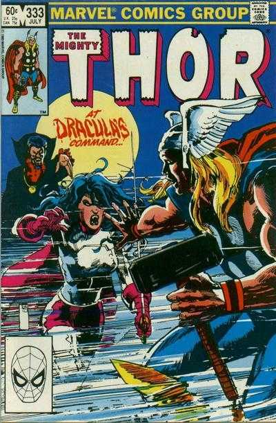 The Mighty Thor #333