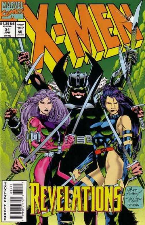 X-Men #31