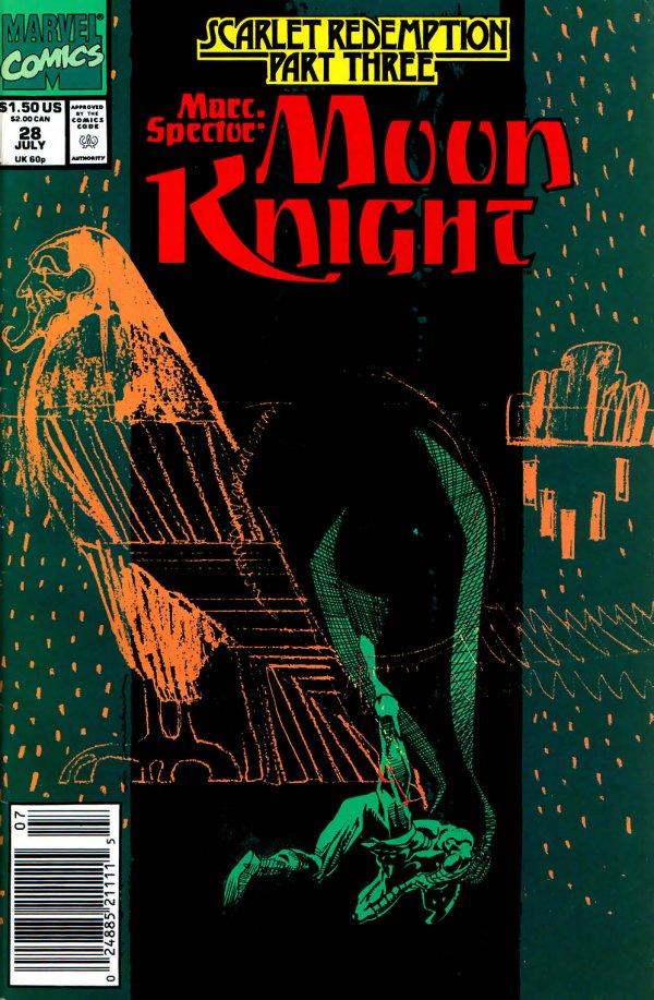 Marc Spector: Moon Knight #28