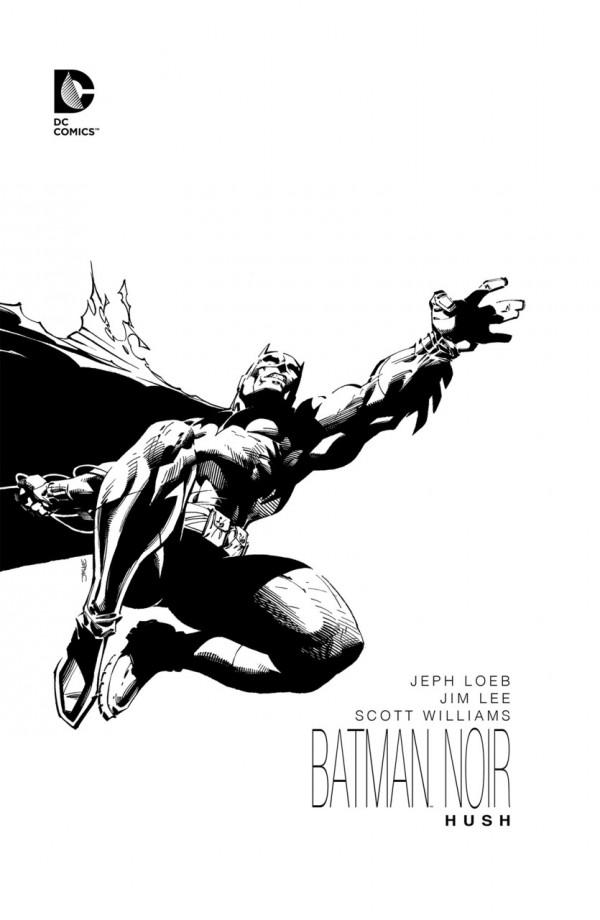 Batman Noir: Hush HC
