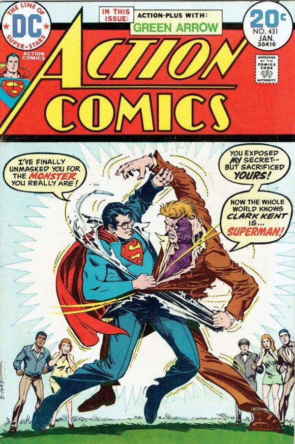 Action Comics #431