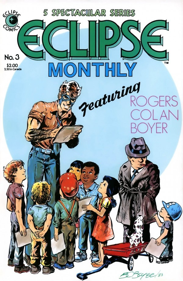 Eclipse Monthly #3