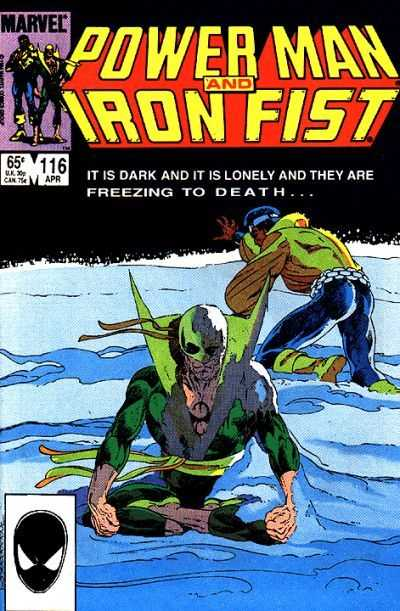 Power Man and Iron Fist #116