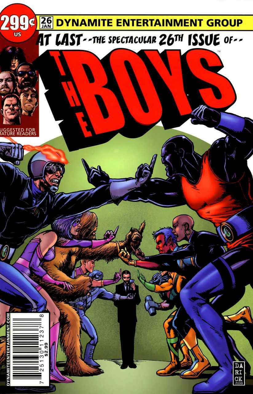 The Boys #26