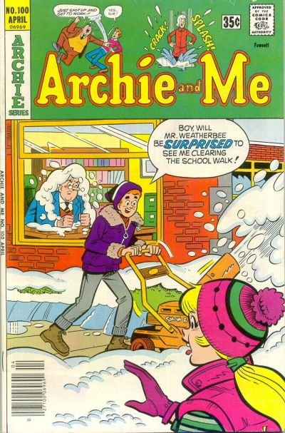 Archie and Me #100