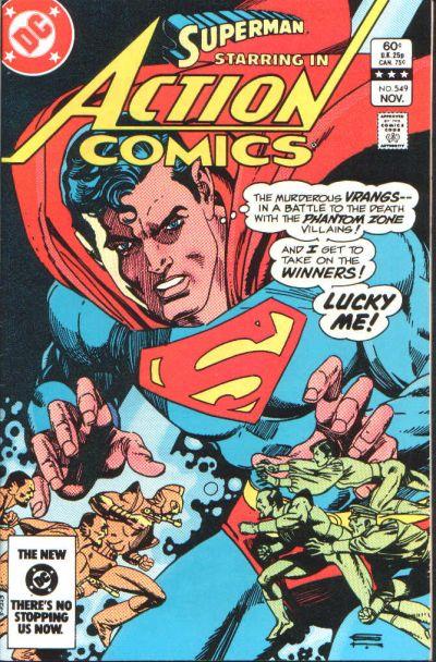 Action Comics #549