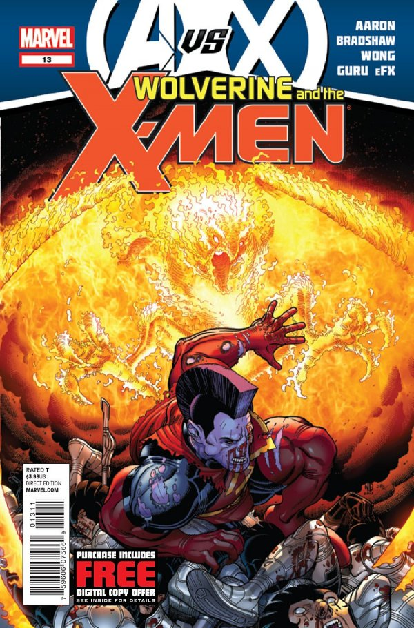 Wolverine and the X-Men #13