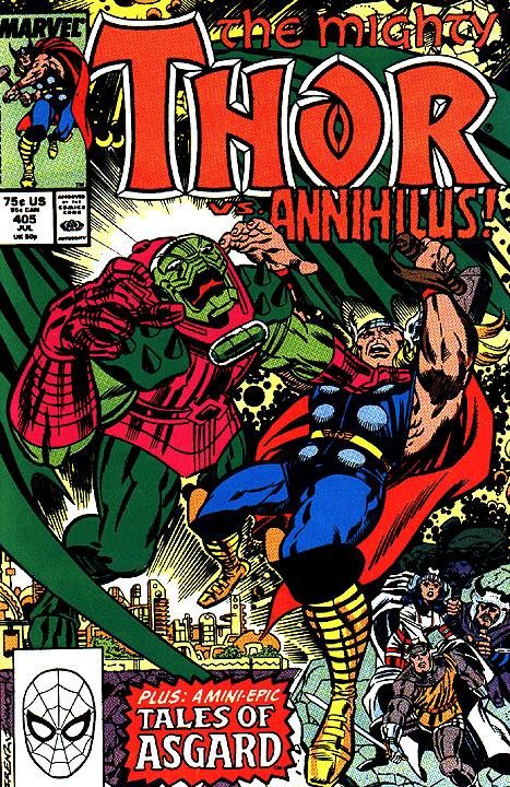 The Mighty Thor #405