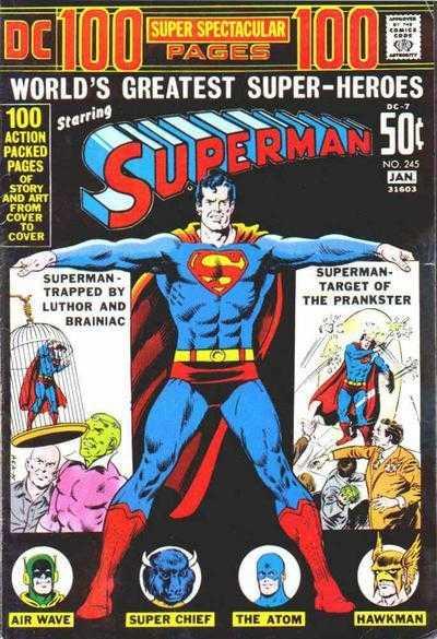 Superman #245