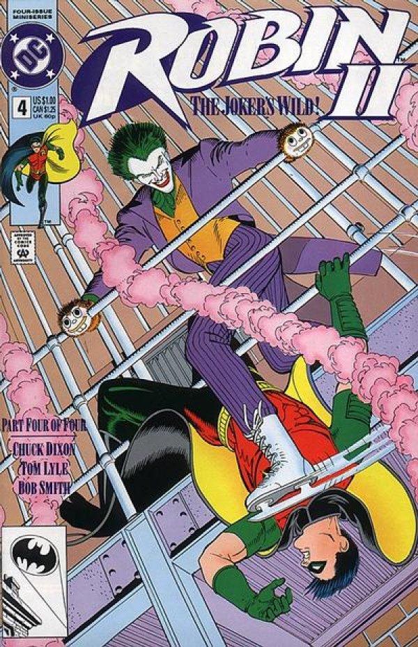 Robin II: The Joker's Wild! #4