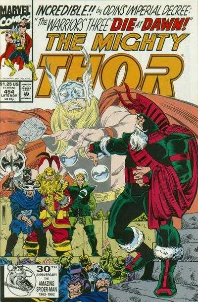 The Mighty Thor #454