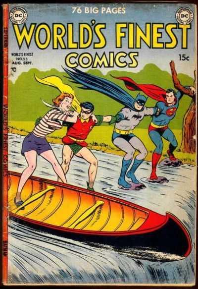 World's Finest Comics #53