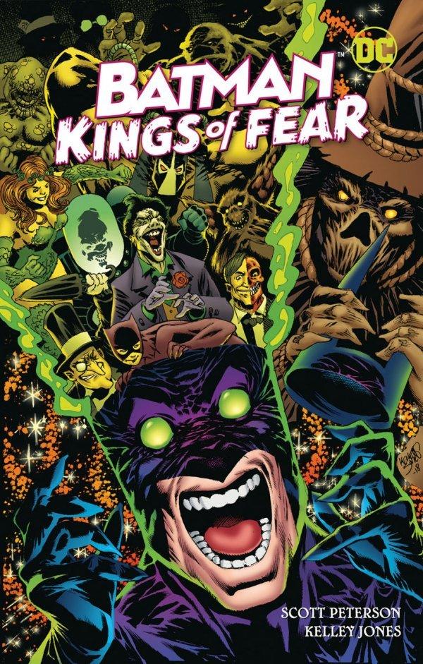 Batman: Kings of Fear TP