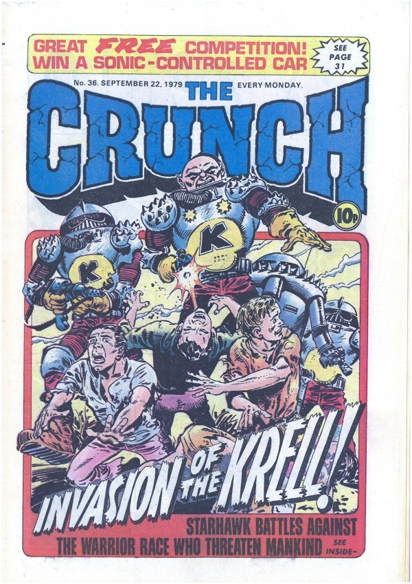 The Crunch #36
