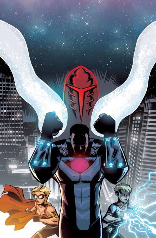 Powers Book 5 TP