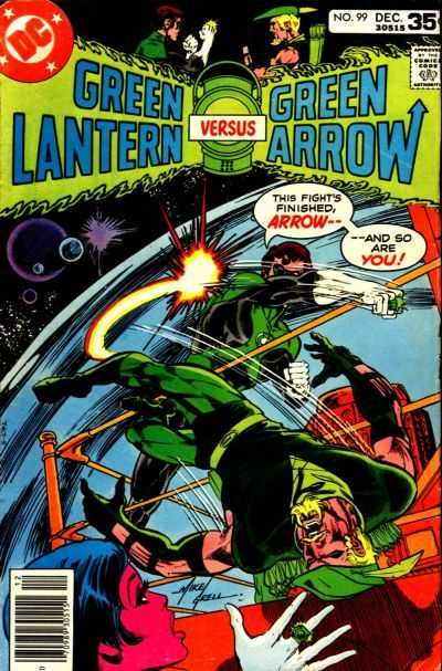 Green Lantern #99