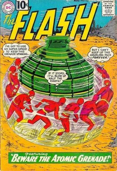 The Flash #122