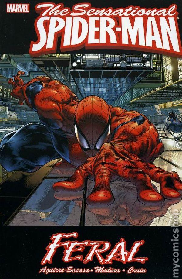 Sensational Spider-Man: Feral TP