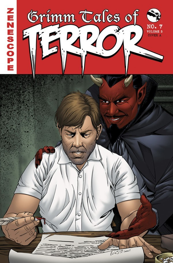 Grimm Tales of Terror #7 Reviews
