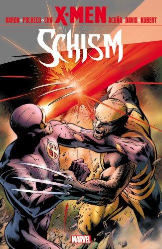 X-Men: Schism TP