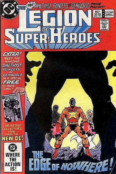 Legion of Super-Heroes #298
