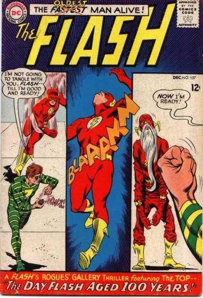 The Flash #157