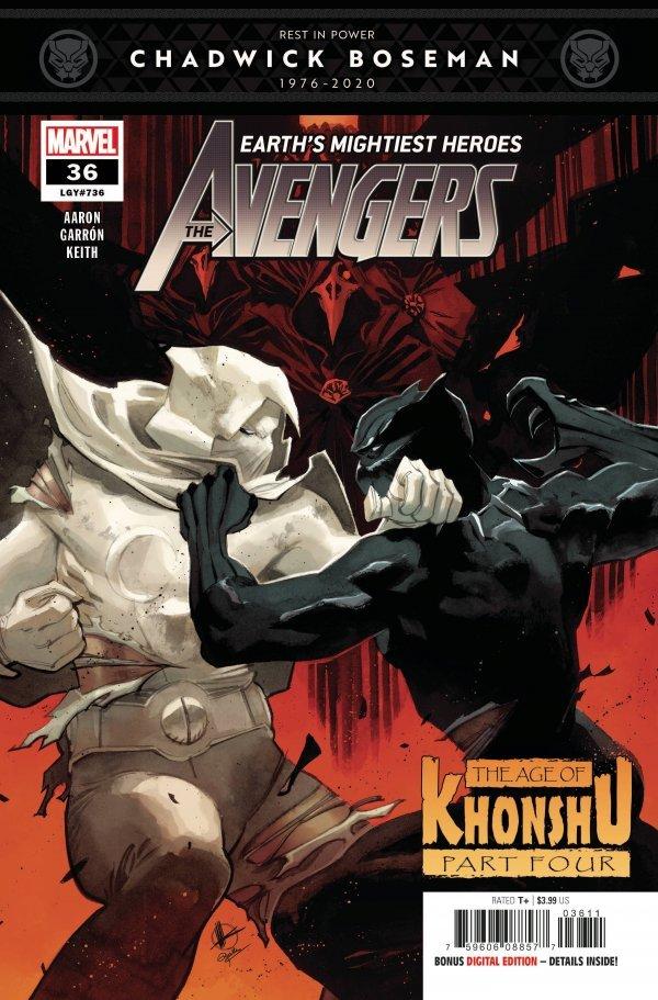 The Avengers #36