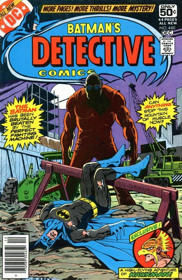 Detective Comics #480