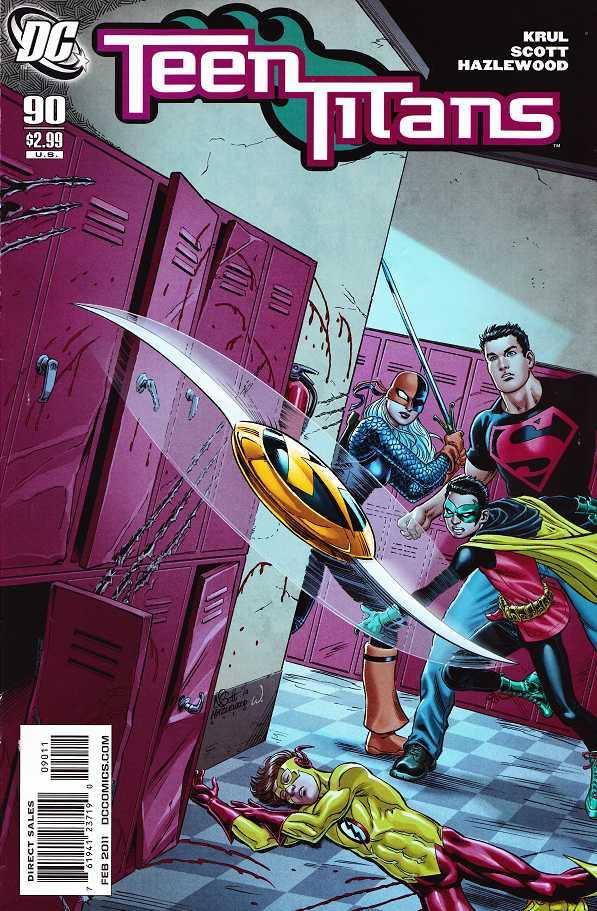 Teen Titans #90